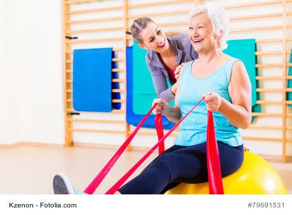 Einsatzbereiche in der Physiotherapie